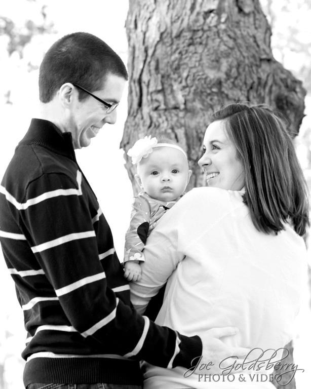 Lainey brought her parents to Whitman Town Park for a few shots.