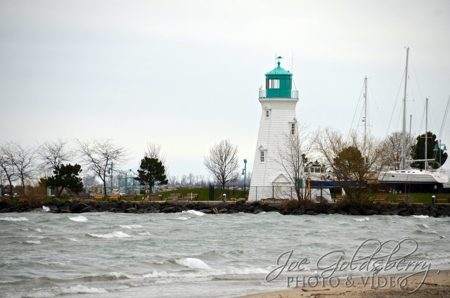 Port Dalhousie is found in St. Catharines, Ontario is really is as cute as a dollhouse.